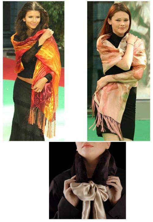 Вязание, рукоделие. вязание ажурных